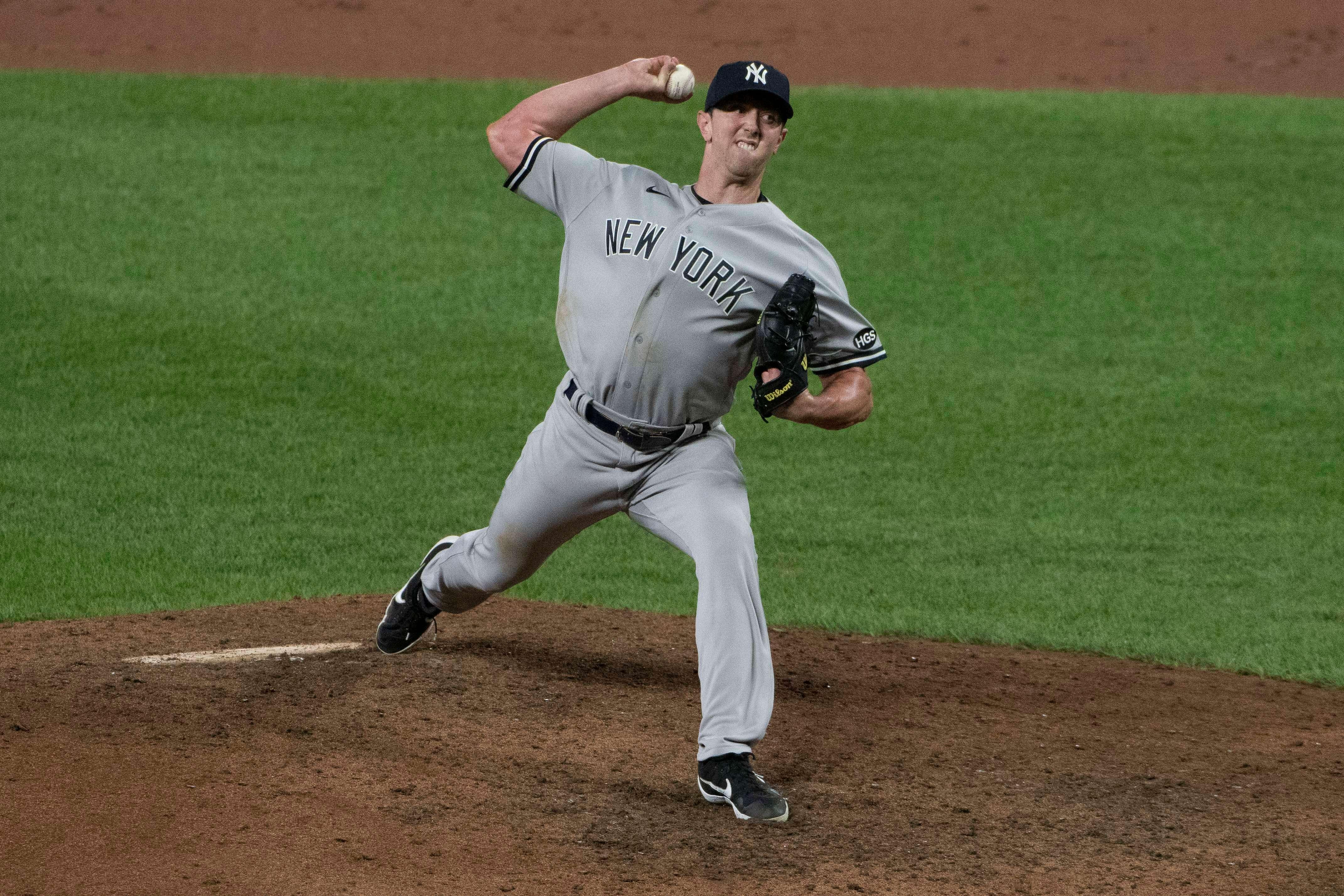 New York Yankees, Brooks Kriske