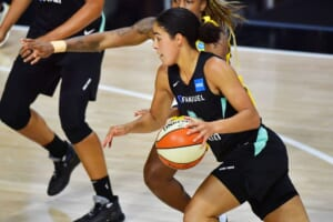 New York Liberty: Kia Nurse joins TSN as basketball analyst