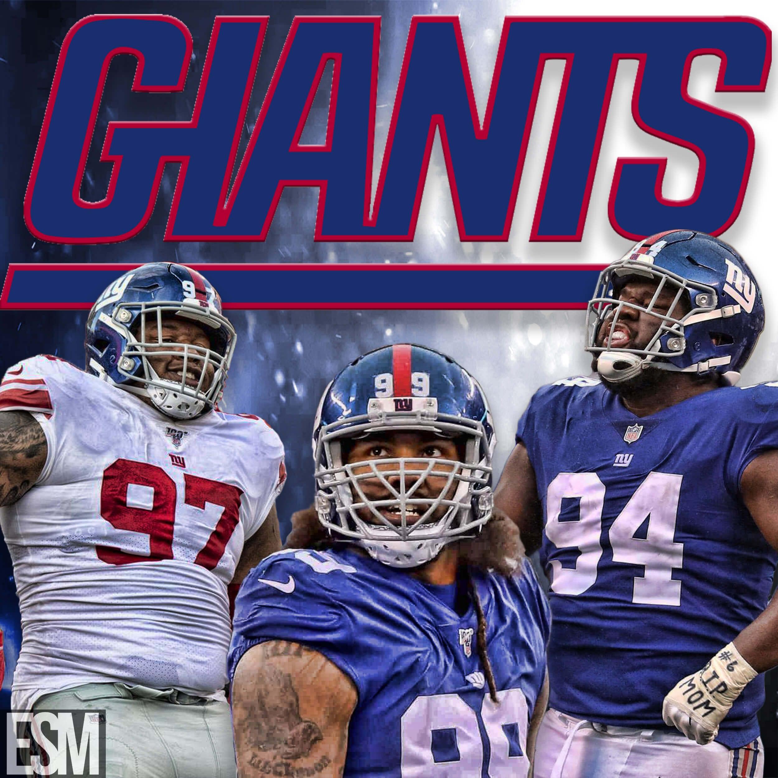 New York Giants, Leonard Williams, Dexter Lawrence, Dalvin Tomlinson