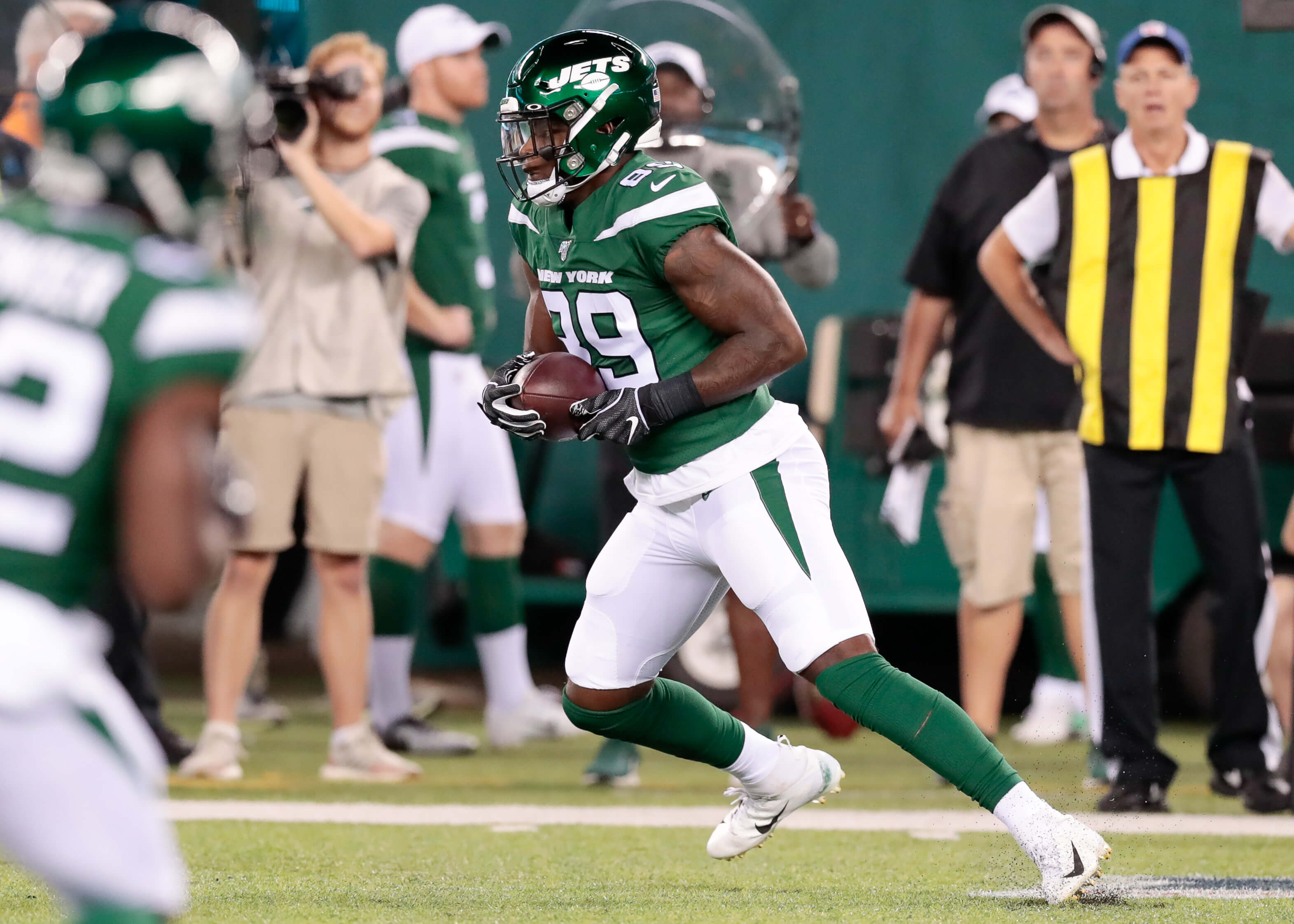 New York Jets, Chris Herndon