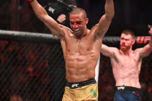 After knockout win at UFC 262, what's next for Edson Barboza?