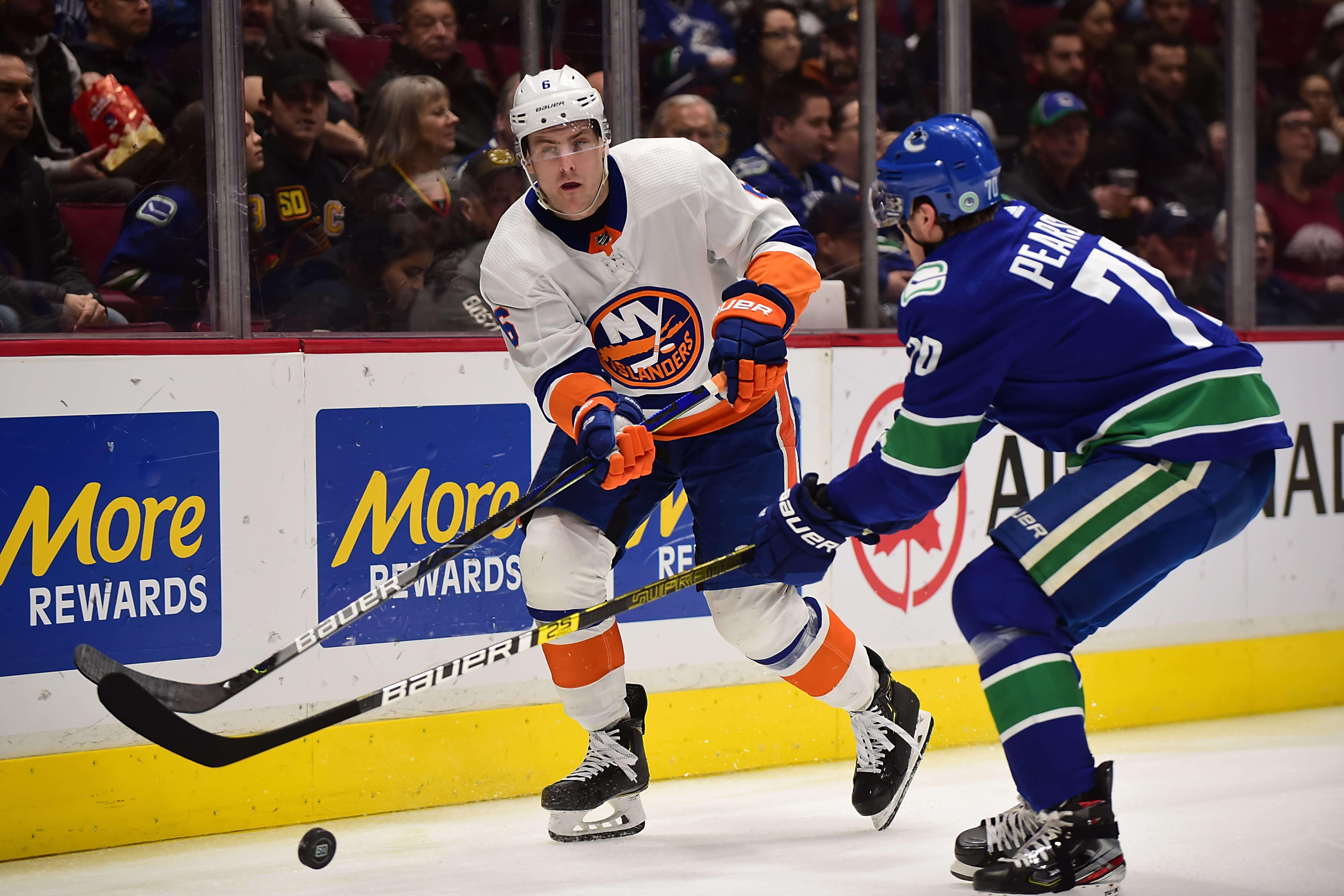 Ryan Pulock, New York Islanders