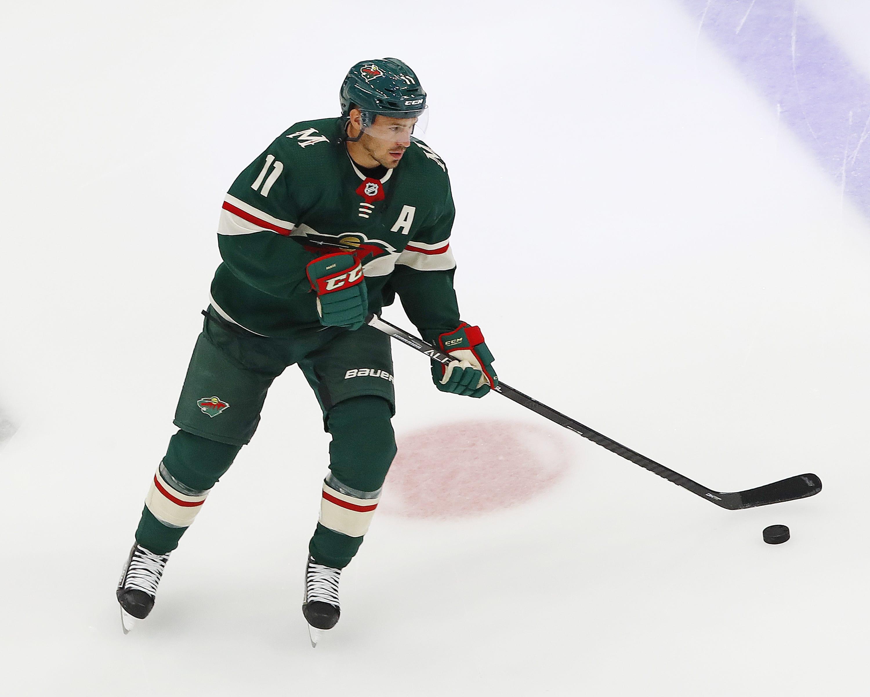Zach Parise, New York Islanders