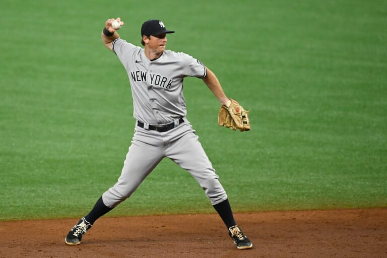 Mark Teixeira breaks down why the Yankees could lose out on DJ LeMahieu