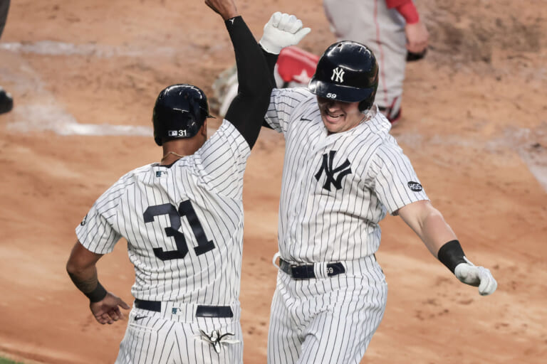 New York Yankees, Aaron Hicks, Luke Voit