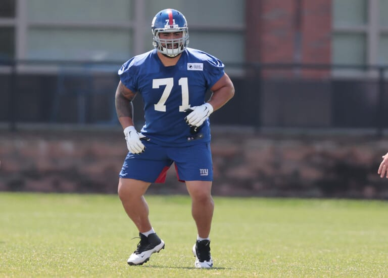 New York Giants: Will Hernandez played hurt in 2020, in line for improved 2021 season