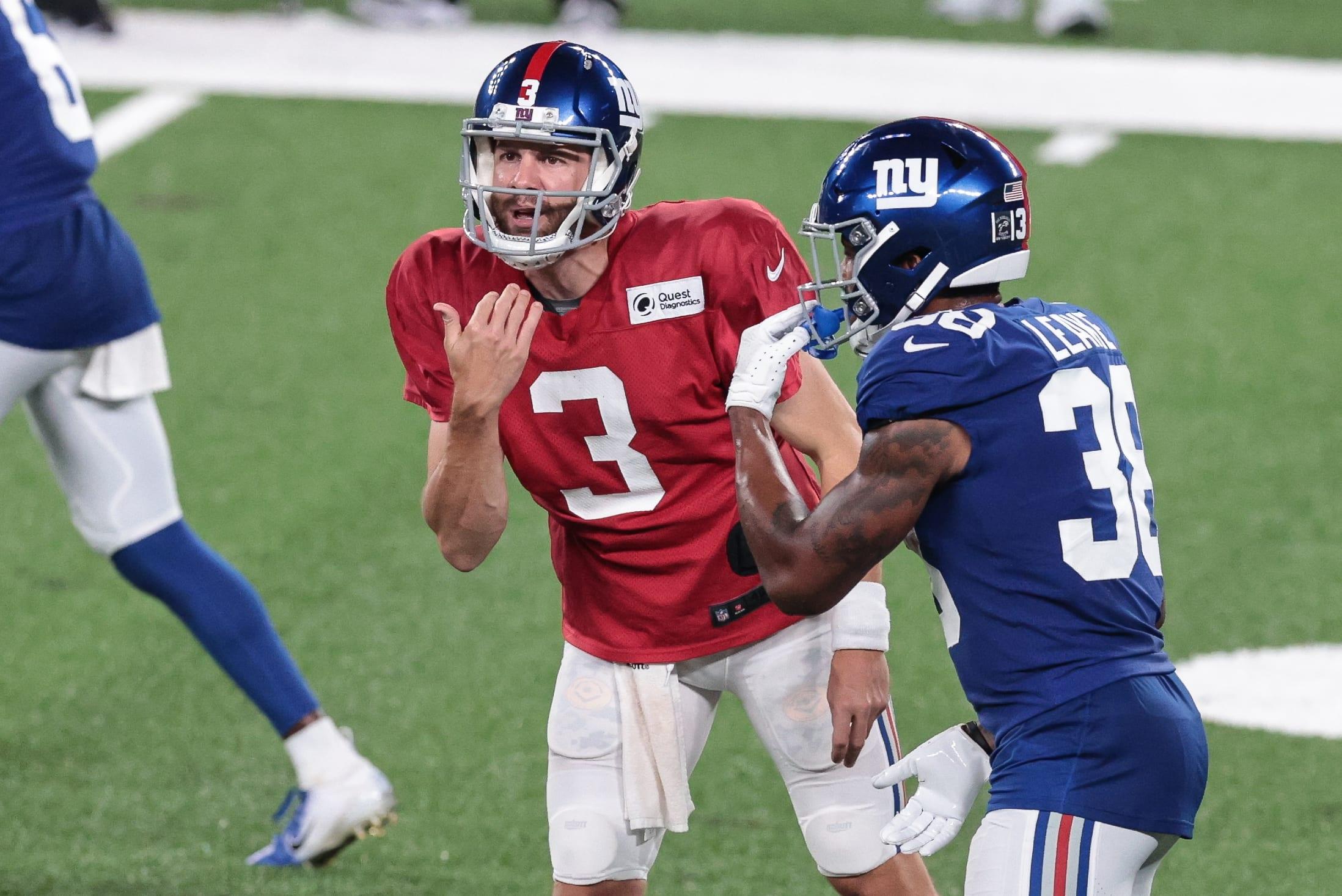 New York Giants, Javon Leake