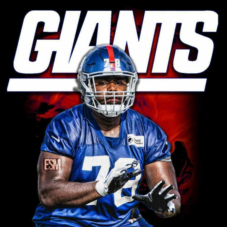 New York Giants offensive tackle Andrew Thomas has ankle surgery