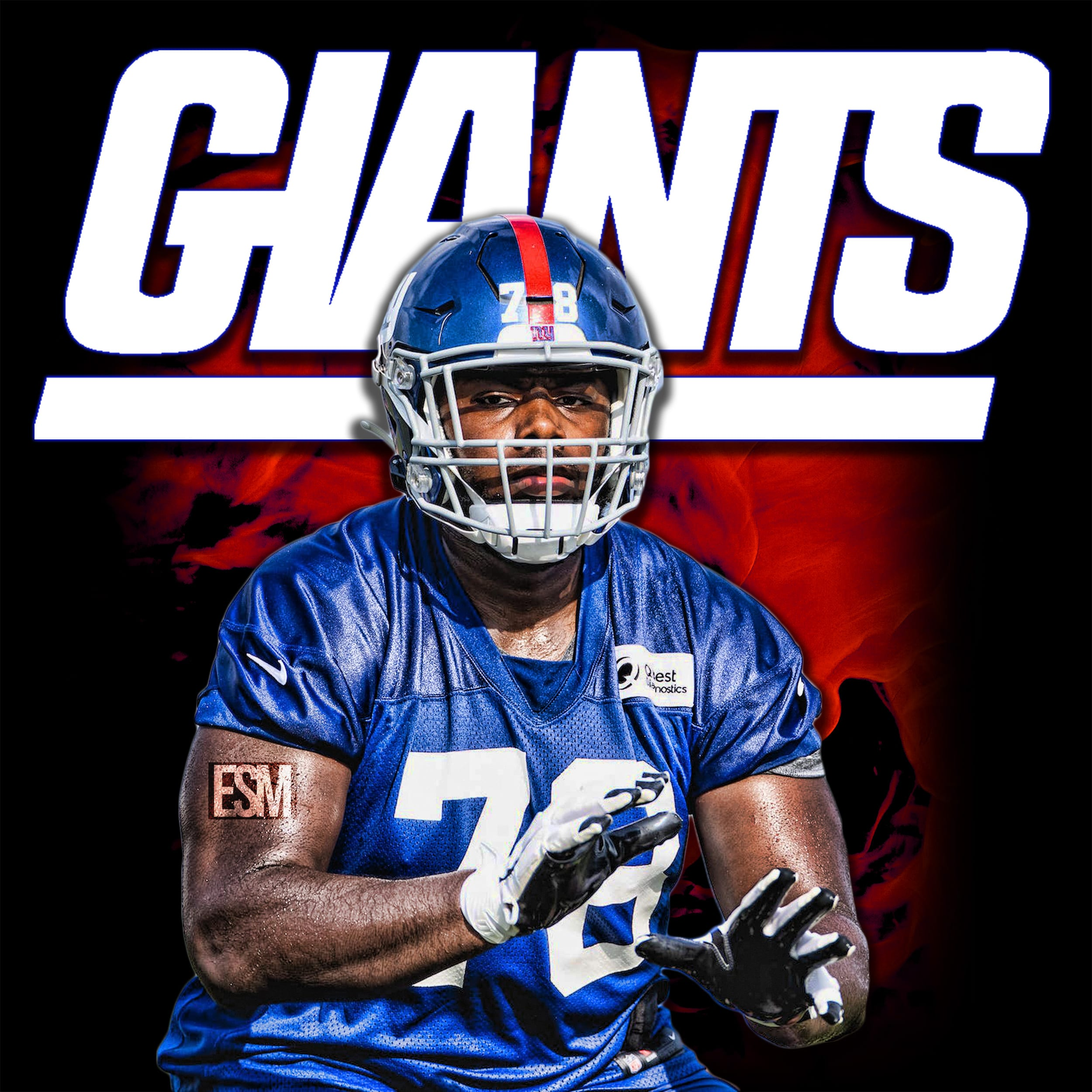 New York Giants, Andrew Thomas