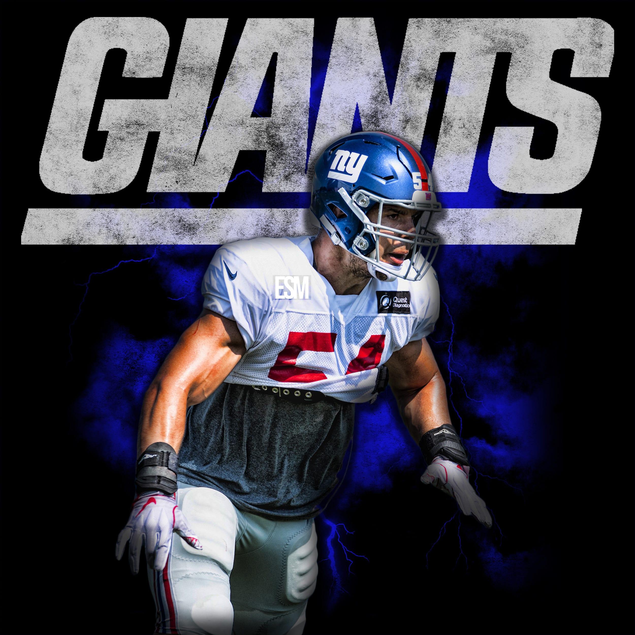 New York Giants, Blake Martinez