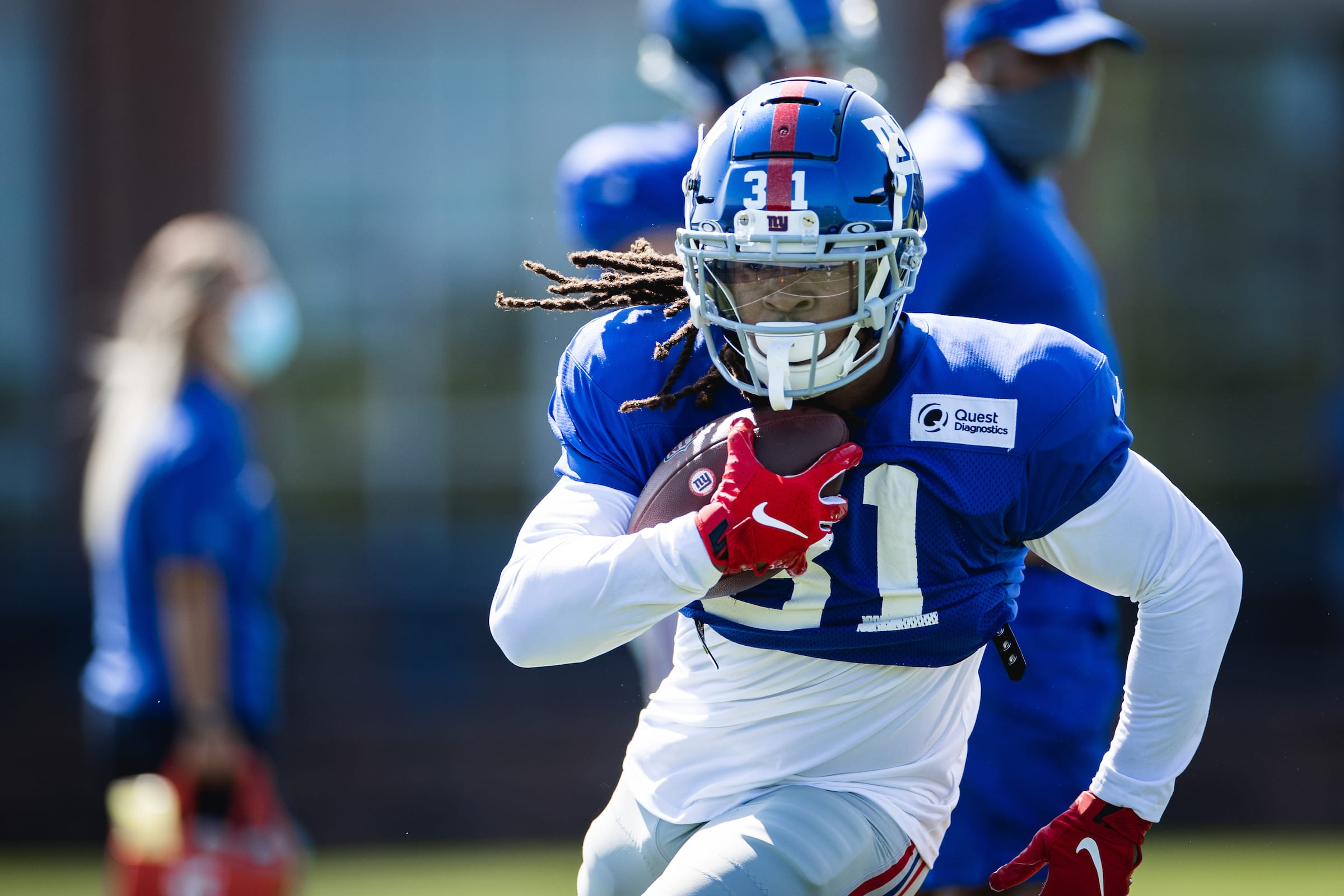 New York Giants, Devonta Freeman