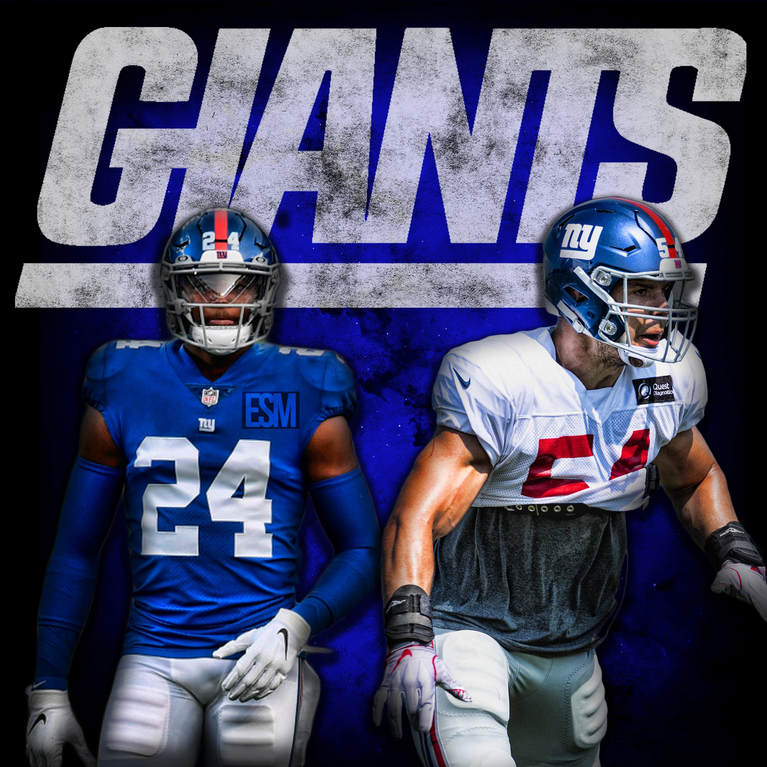 New York Giants, Blake Martinez, James Bradberry