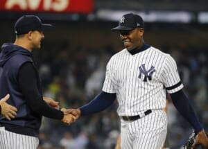 New York Yankees: Aroldis Chapman's suspension could be delayed until next year
