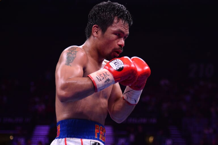 Manny Pacquiao confirms boxing match against UFC's Conor McGregor