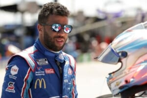 NBA Icon and NASCAR Star Pair To Buy New NASCAR Team For Bubba Wallace