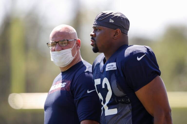 31 questions to Bears camp: What does 2021 hold for Khalil Mack?