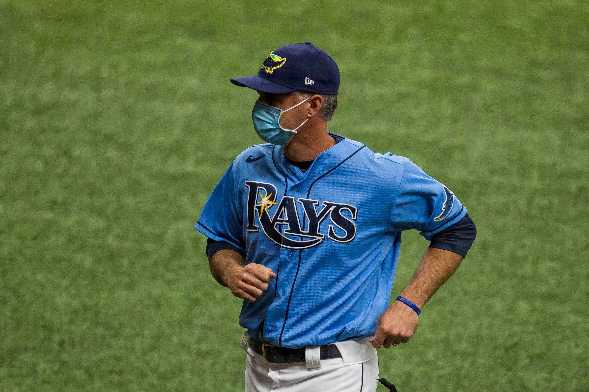 New York Yankees, Tampa Bay Rays, Kevin Cash