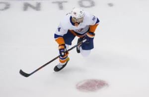 Scott Mayfield has made big strides this postseason for the Islanders