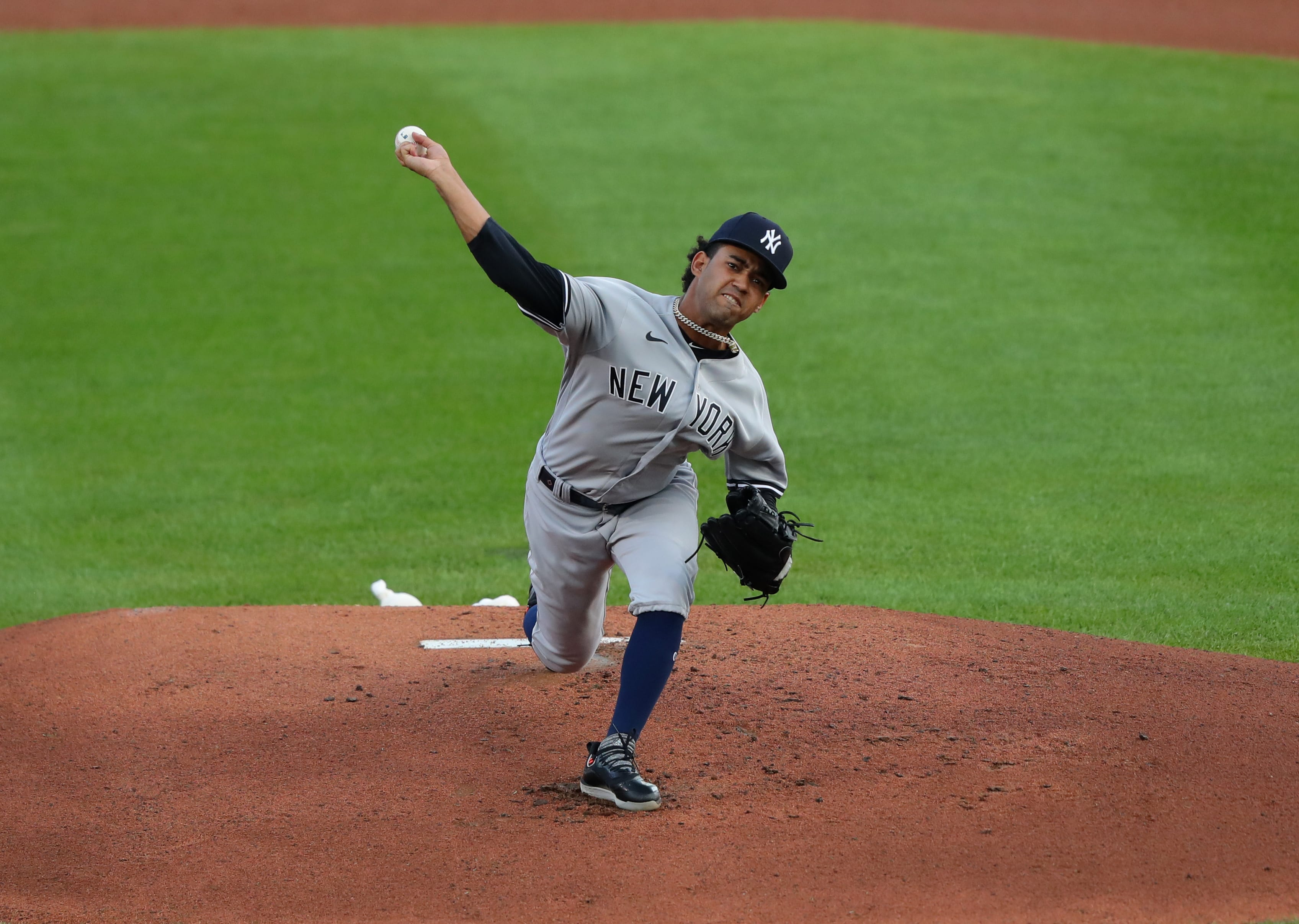 New York Yankees, Deivi Garcia