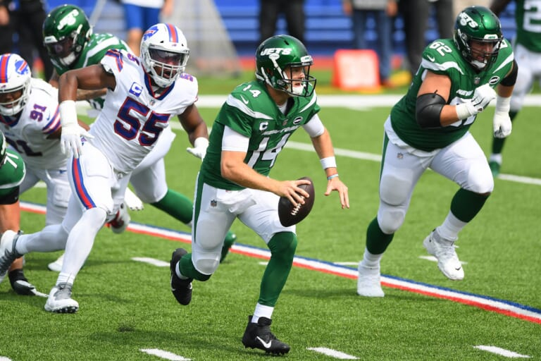 New York Jets, Buffalo Bills games affected by NFL schedule shift