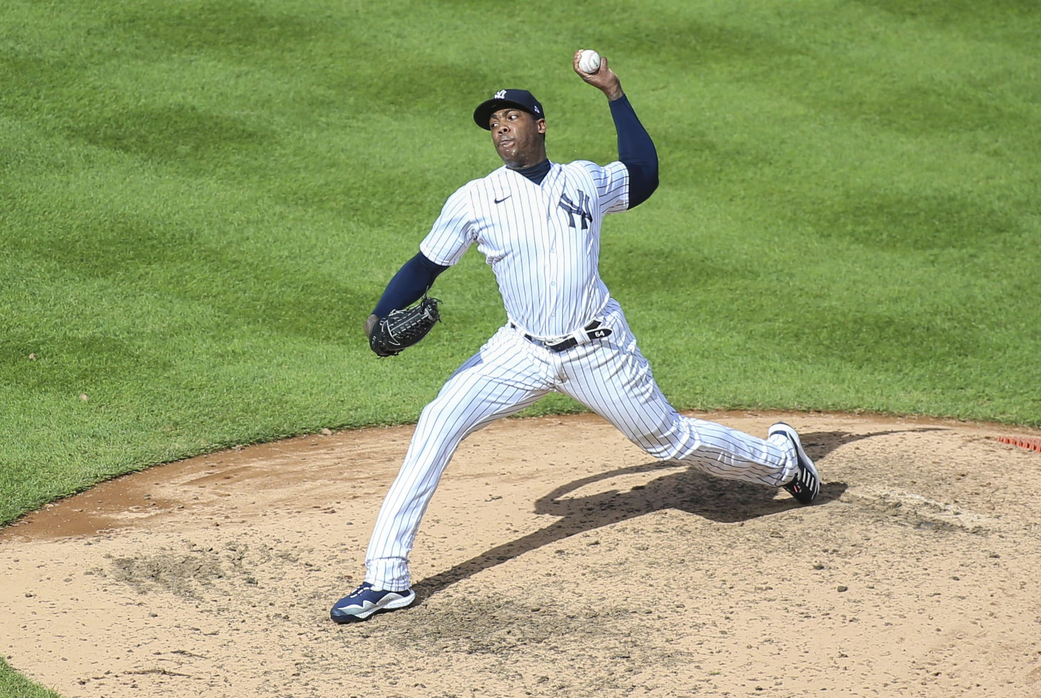 New York Yankees, Aroldis Chapman