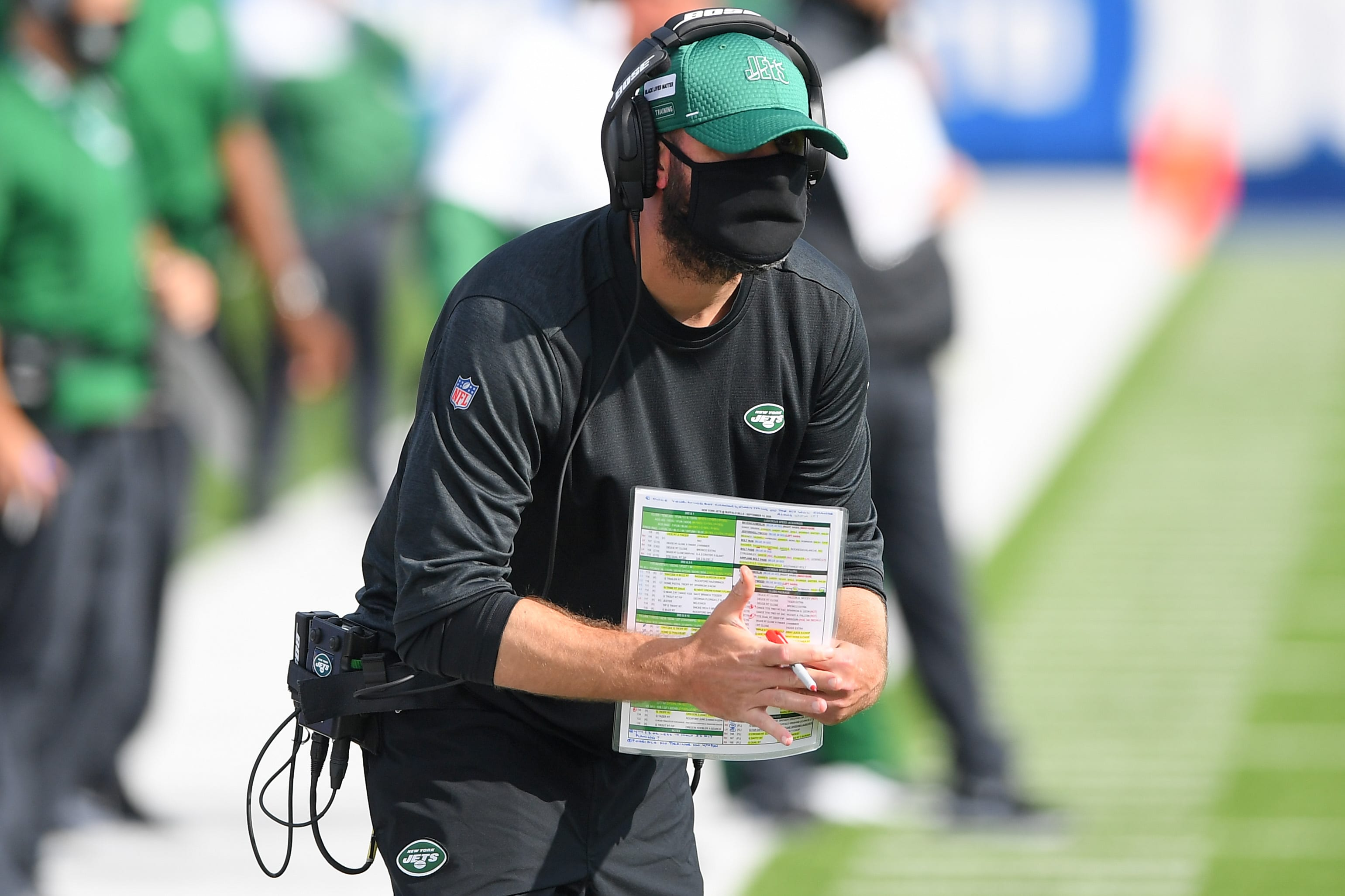 New York Jets, Adam Gase