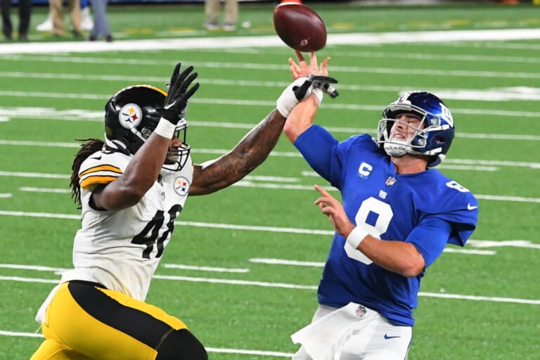 Should the New York Giants pursue Bud Dupree in free agency?