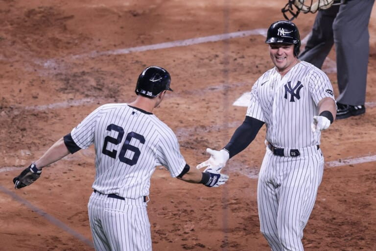 New York Yankees, Luke Voit, DJ LeMahieu