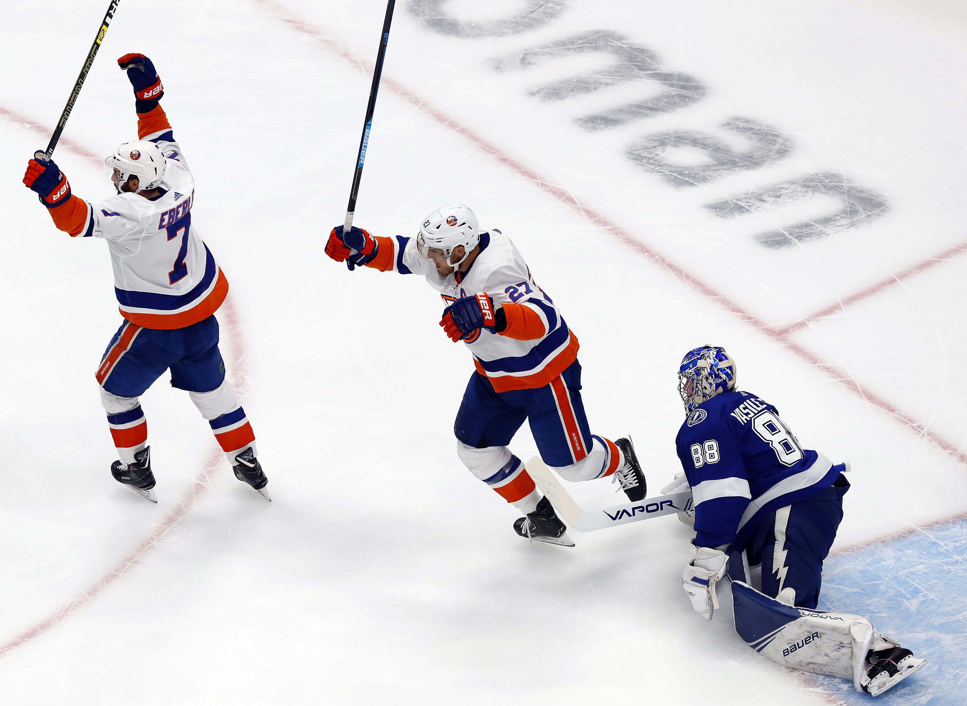 New York Islanders, Anders Lee