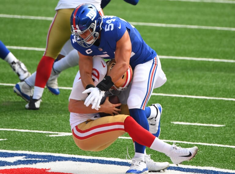 New York Giants' Blake Martinez details 'awesome' free agency and atmosphere around Big Blue