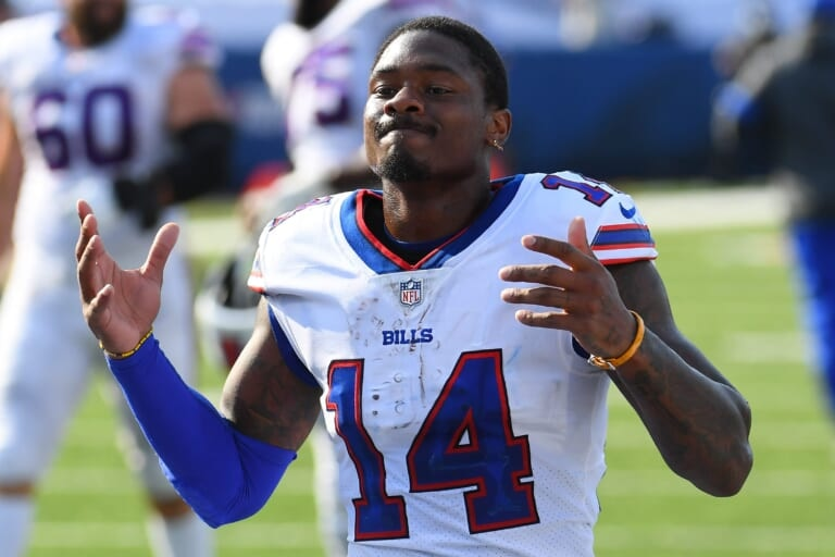 Buffalo Bills: Stefon Diggs, four others named to 2020 All-Pro teams