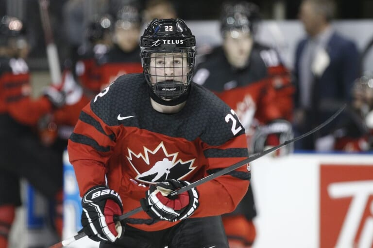 Rangers' Alexis Lafreniere may play for team Canada at WJC