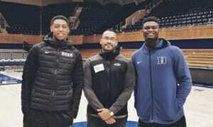 New York State of Mind: NBA trainer David Zenon is a man on a mission