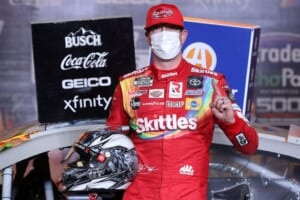 NASCAR: Defending champ Kyle Busch's wait for a win ends at Texas