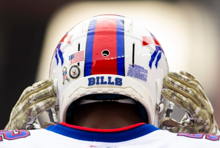 Buffalo Bills: Halftime takeaways from the AFC title game