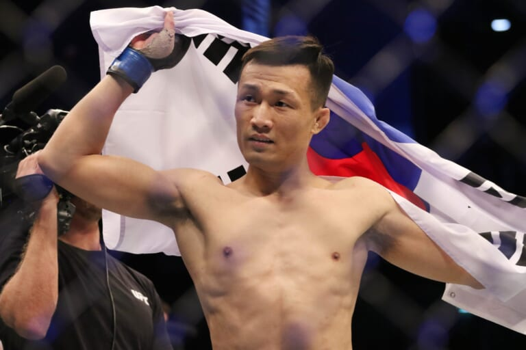After UFC Vegas 29 victory, what's next for Chan Sung Jung?