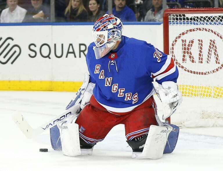Lundqvist will return to the New York Rangers after his playing career is over