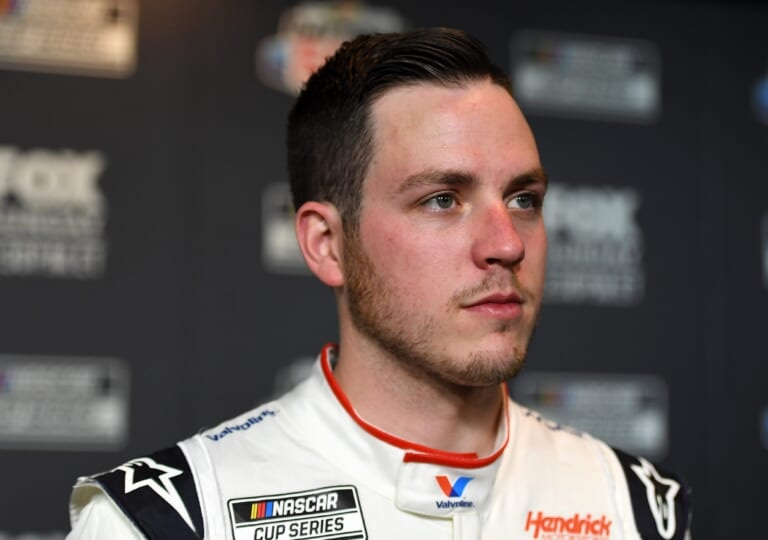 NASCAR: Alex Bowman ready to follow in Jimmie Johnson's footsteps