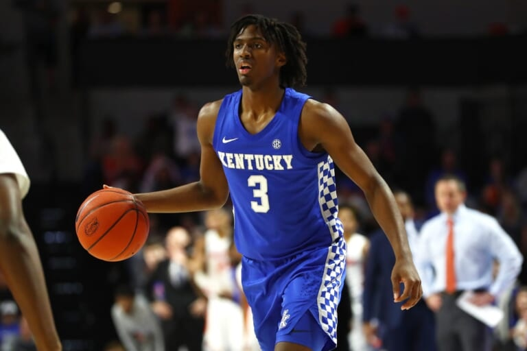 Tyrese Maxey, Knicks