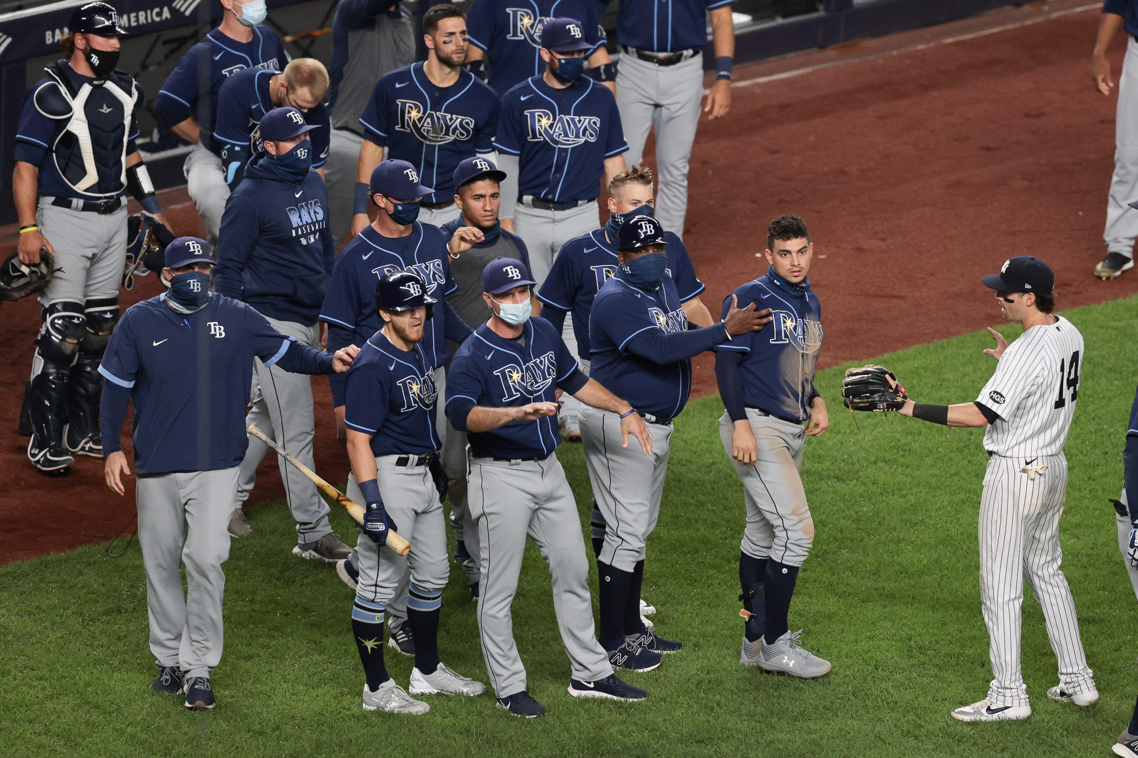 New York Yankees, Tampa Bay Rays