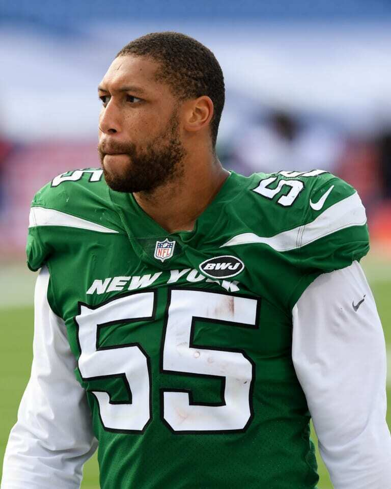 New York Jets, Jordan Willis