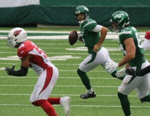 New York Jets: Joe Flacco prepares for another start