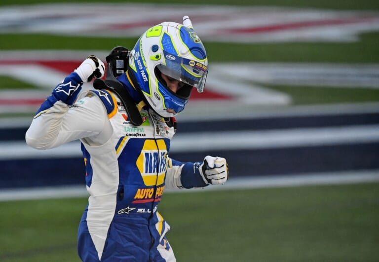 NASCAR: Chase Elliott continues road course dominance on the Roval