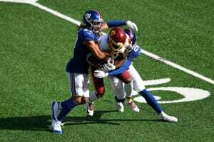 Did the New York Giants find their answer at CB2?