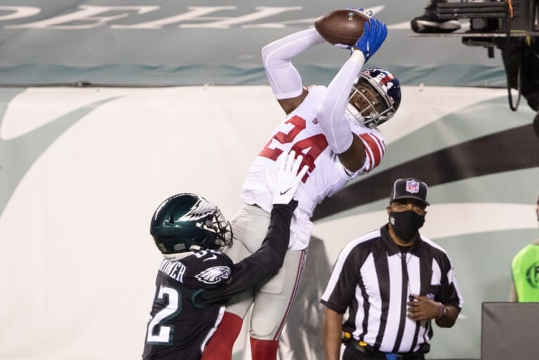 New York Giants: Ranking the 3 best players through 10 weeks