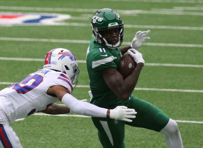 New York Jets: Now's not the time to worry about Denzel Mims