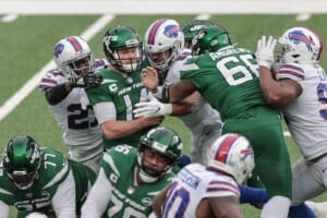 Four plays that decided the New York Jets' Sunday fate vs. Buffalo