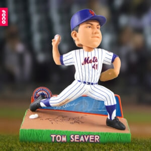 FOCO releases limited edition Mets Tom Seaver bobble-head