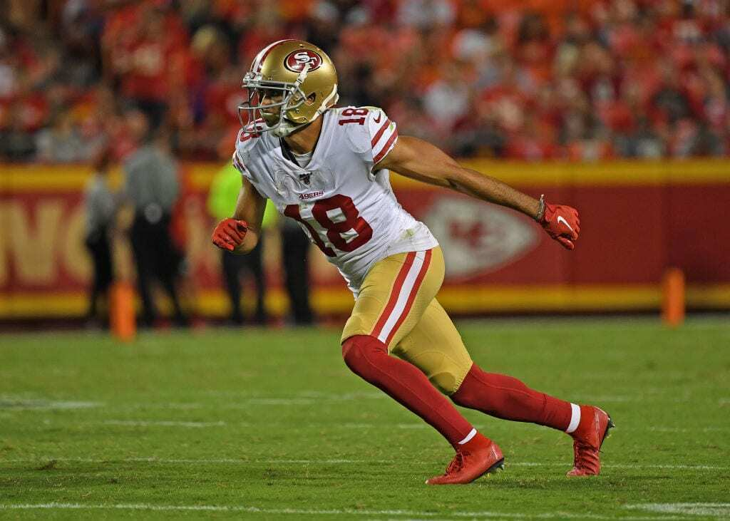 New York Giants, Dante Pettis