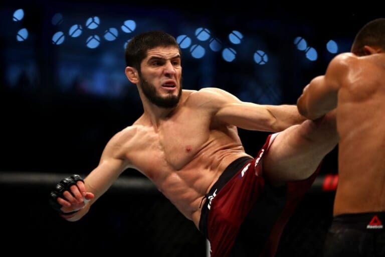 Islam Makhachev dominates and taps Drew Dober at UFC 259